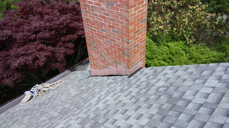 completed roofing shield | Army Roofing Inc.