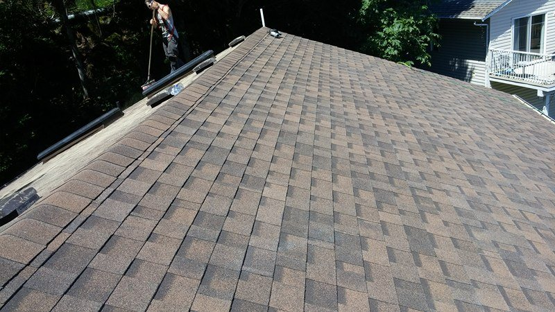 new clean roof | Army Roofing Inc.
