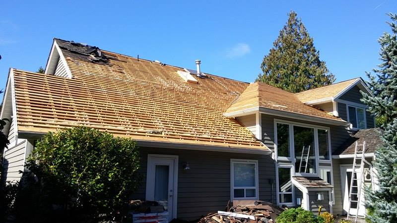 new roof project timeline | Army Roofing Inc.