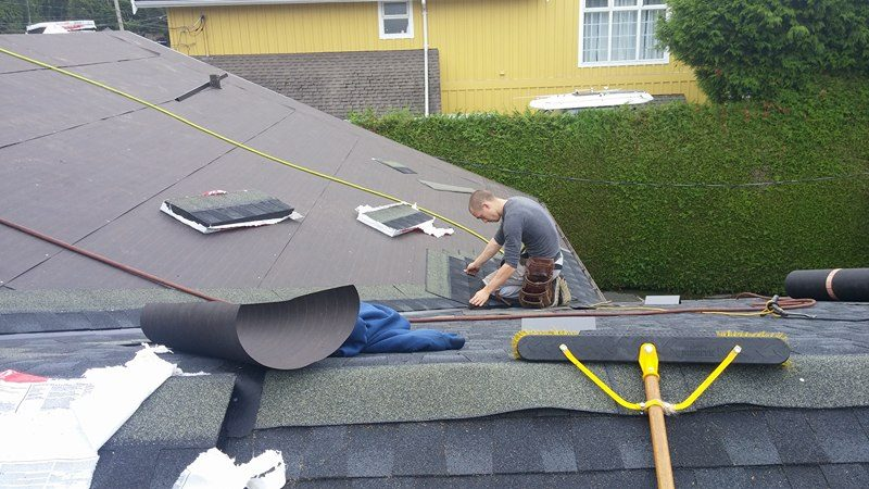 puttin fourth layout Roofing services Delta | Army Roofing Inc.