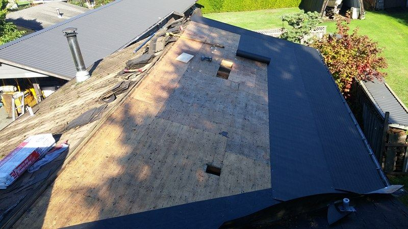 putting third layout Roofing services Delta | Army Roofing Inc.