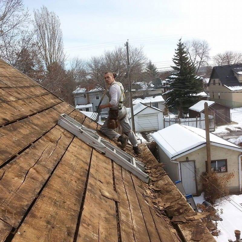 Delta Reroofing services | Delta roofing in Winter | Army Roofing Inc.