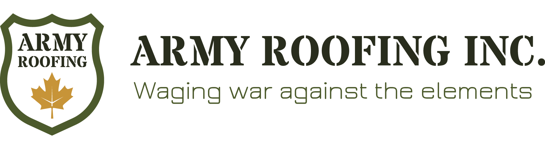 ARMY ROOFING INC.